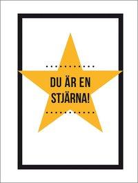 bokomslag Du är en stjärna!