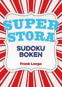 bokomslag Superstora sudokuboken