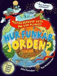 bokomslag Hur funkar jorden?