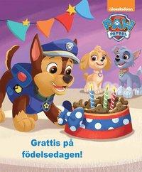 bokomslag Paw Patrol: Grattis på födelsedagen
