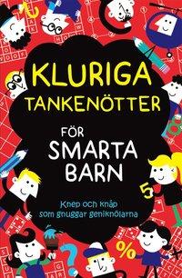 bokomslag Kluriga tankenötter för smarta barn