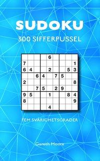 bokomslag Sudoku: 300 sifferpussel