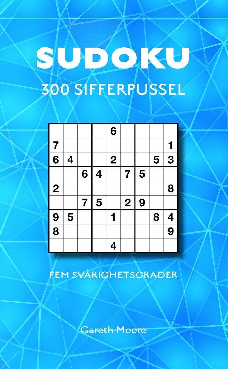 Sudoku: 300 sifferpussel 1