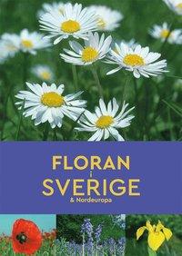 bokomslag Floran i Sverige & Nordeuropa