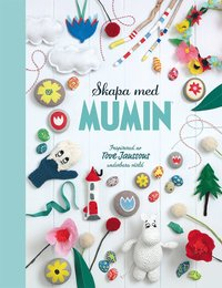 bokomslag Skapa med Mumin