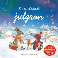 bokomslag En tindrande julgran