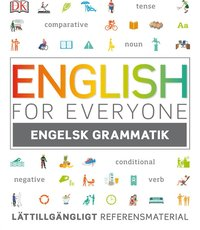 bokomslag English for Everyone : engelsk grammatik