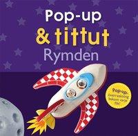 bokomslag Pop-up & tittut: rymden