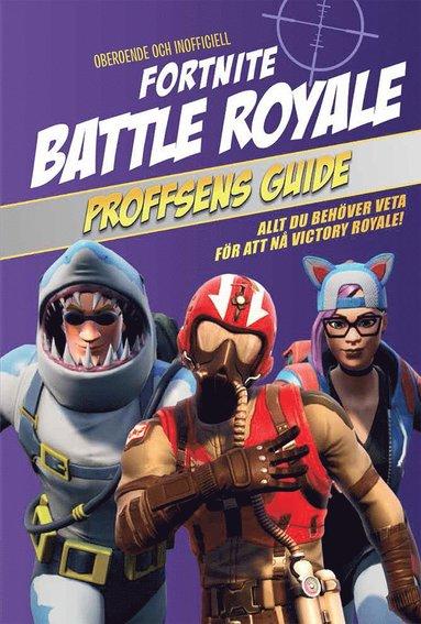 bokomslag Fortnite Battle Royale: proffsens guide