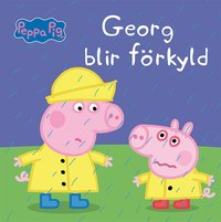 bokomslag Greta Gris: Georg blir förkyld