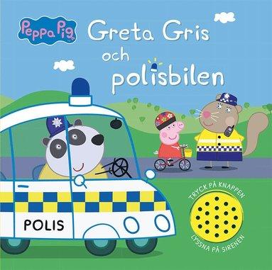 bokomslag Greta Gris och polisbilen