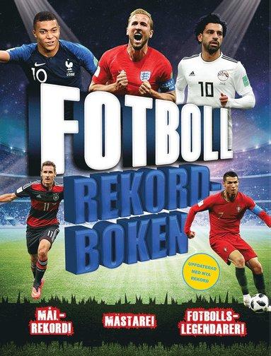 bokomslag Fotboll : rekordboken