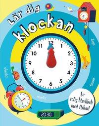 bokomslag Lär dig klockan