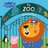 bokomslag På zoo