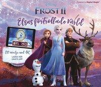 bokomslag Elsas förtrollade värld - ett äventyr med AR