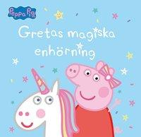 bokomslag Gretas magiska enhörning