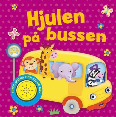 bokomslag Hjulen på bussen