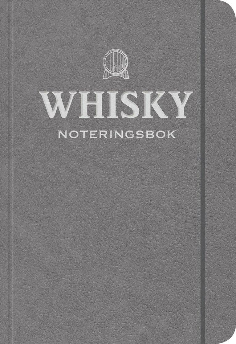 Whisky noteringsbok 1