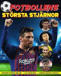 bokomslag Fotbollens största stjärnor
