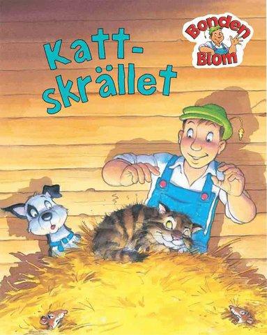 bokomslag Kattskrället