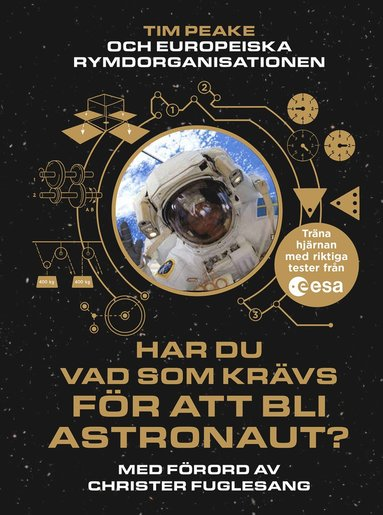 bokomslag Har du vad som krävs för att bli astronaut?