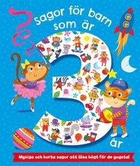 bokomslag Sagor för barn som är 3 år