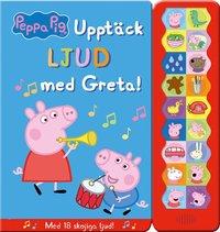 bokomslag Upptäck ljud med Greta!