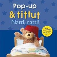 bokomslag Pop-up & tittut: natti, natti!