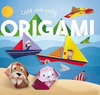 bokomslag Lätt och rolig origami