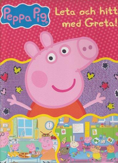 bokomslag Leta och hitta med Greta!