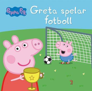 bokomslag Greta spelar fotboll