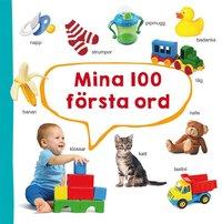 bokomslag Mina 100 första ord