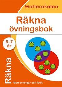 bokomslag Räkna : övningsbok