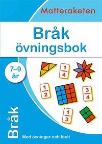 bokomslag Bråk : övningsbok