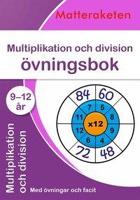 bokomslag Multiplikation och division : övningsbok