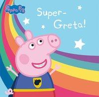 bokomslag Super-Greta!