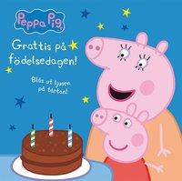 bokomslag Greta Gris: Grattis på födelsedagen!