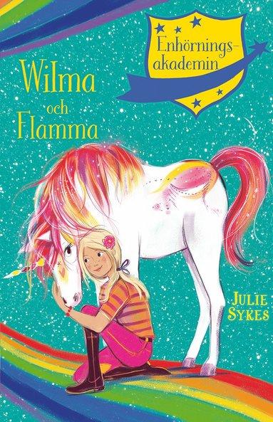 bokomslag Wilma och Flamma