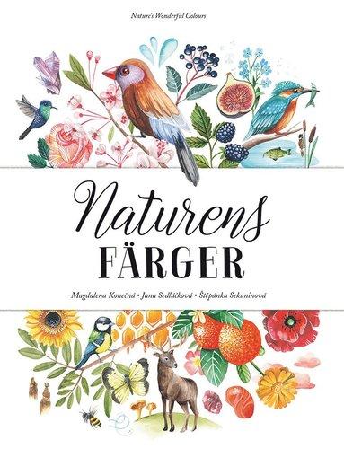 bokomslag Naturens färger