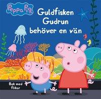 bokomslag Guldfisken Gudrun behöver en vän