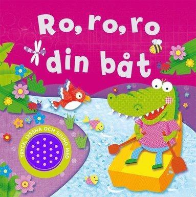 bokomslag Ro, ro, ro din båt