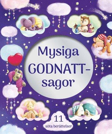 bokomslag Mysiga godnattsagor