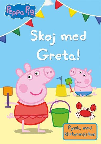 bokomslag Skoj med Greta!