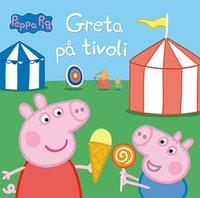bokomslag Greta på tivoli