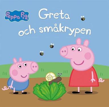 bokomslag Greta och småkrypen