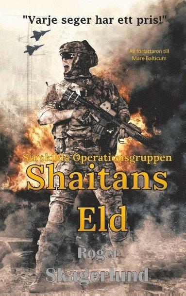 bokomslag Shaitans eld