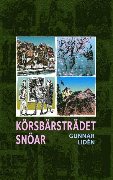 bokomslag Körsbärsträdet snöar : Teckningar och dikter 2017-2018