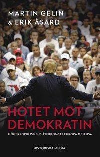 bokomslag Hotet mot demokratin