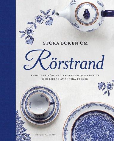 bokomslag Stora boken om Rörstrand
