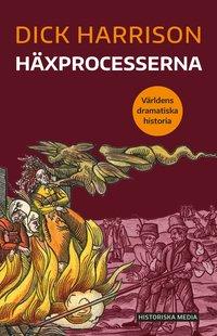 bokomslag Häxprocesserna